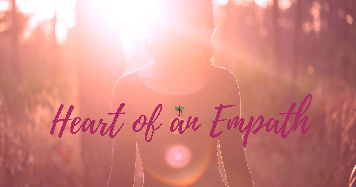 Listen to the heart of an Empath