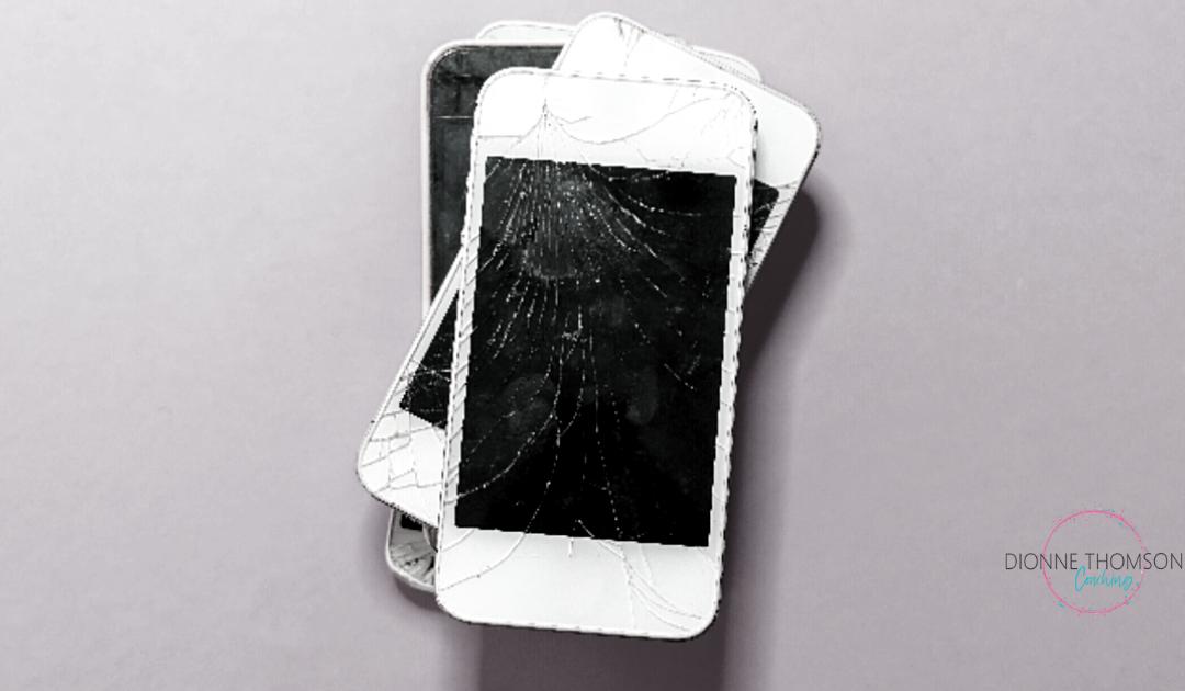 Your inner critic hates Smart Phones!